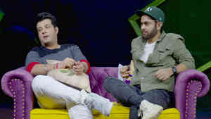 Varun Sharma and Manjot Singh