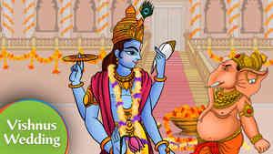 Vishnu's Wedding