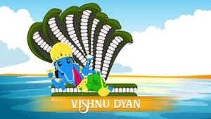 Vishnu Dhyan