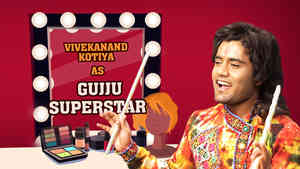 Vivekanand Kotiya as Gujju Actor