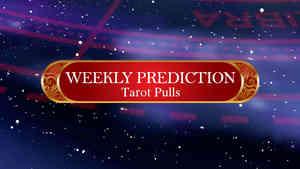 Weekly Predictions Tarot pulls