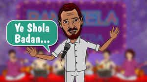 Ye Shola Badan
